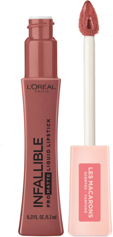 Infallible Pro-Matte Liquid Lipstick Les Macarons - Mon Caramel