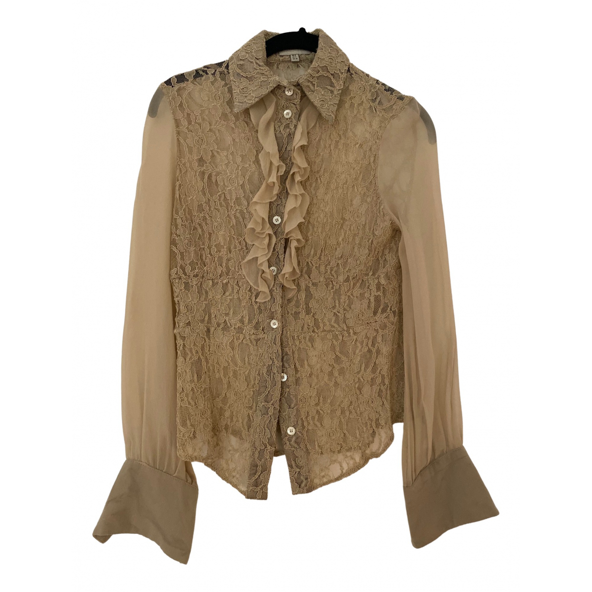 Camisa de Encaje Karen Millen
