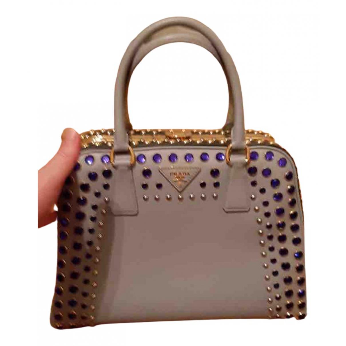 Prada N Multicolour Leather handbag for Women N