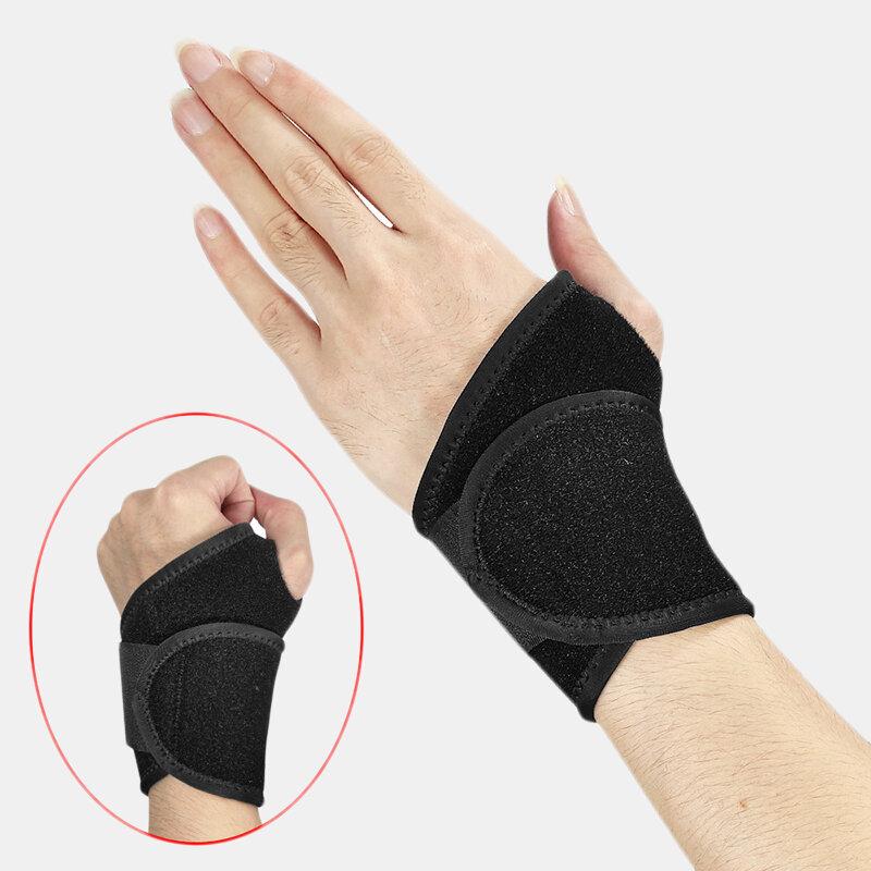 Sports Wristband Fitness Basketball Anti Weightlifting Horizontal Bar Sprain Breathable Bandage Wristband