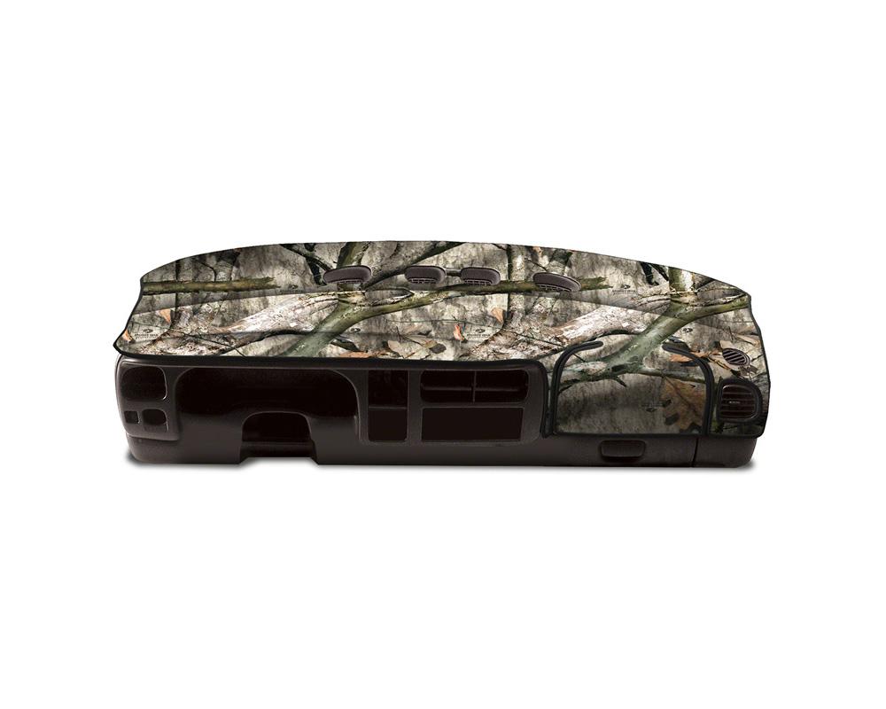 Cover King Custom Tailored Velour Dashboard Cover Oak Treestands Chevrolet Silverado 1500 2014-2018