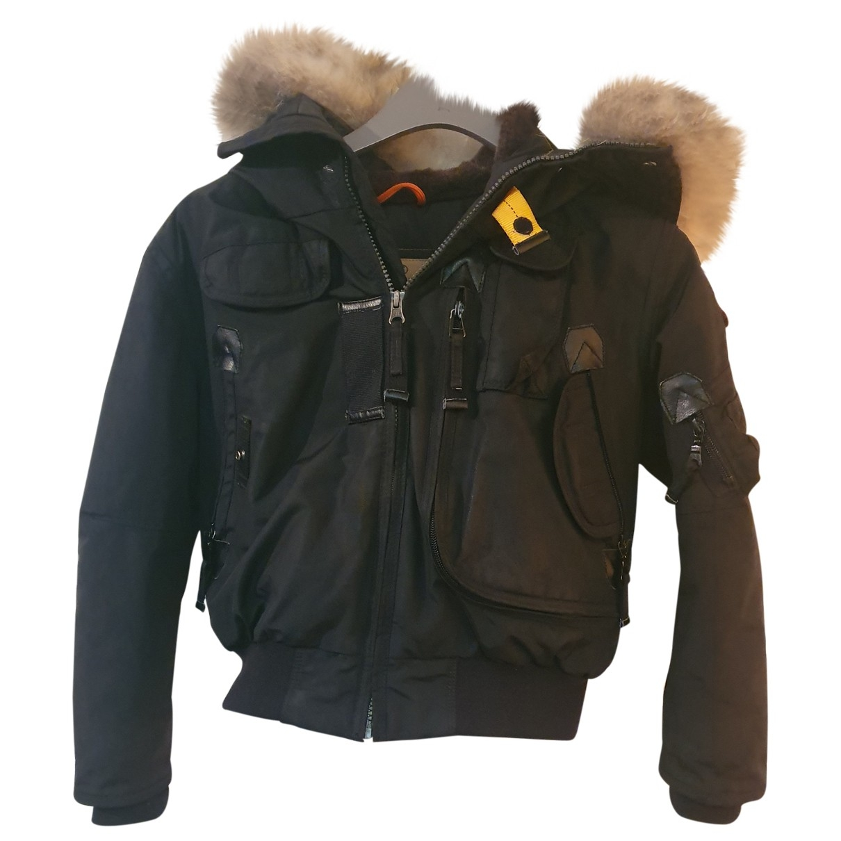 Parajumpers \N Black Fur jacket & coat for Kids 8 years - up to 128cm FR