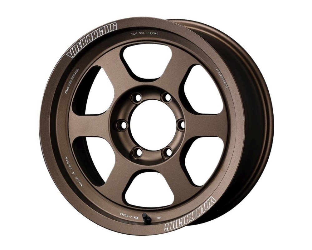 Volk Racing WVDOP16VA TE37XT M-Spec Wheel 17x8.5 5x127 16mm Bronze