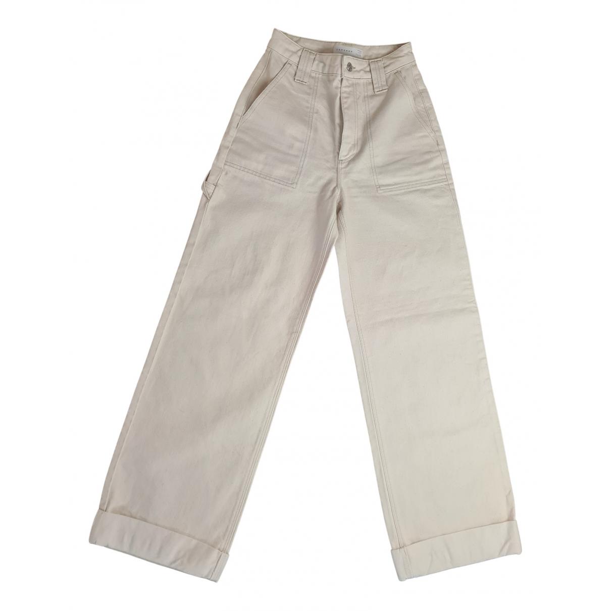 Pantalon largo Topshop
