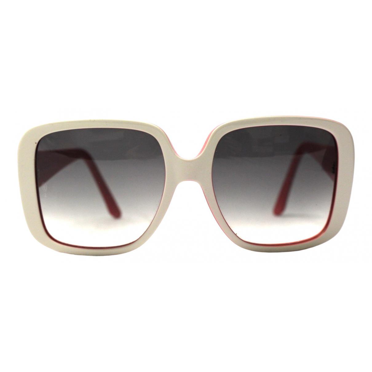 Cartier \N White Sunglasses for Women \N