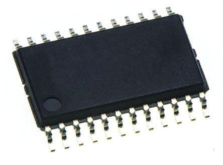ROHM BD6380EFV-E2, Stepper Motor Driver IC 0.5A 24-Pin, HTSSOP-B24 (2)