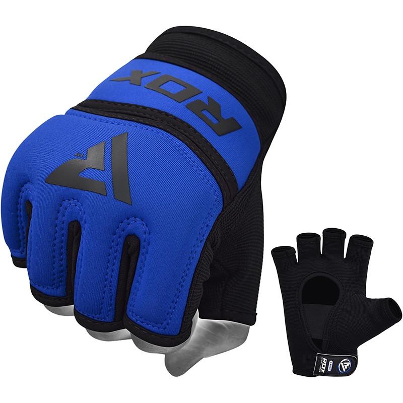RDX X6 Sous Gants Moyenne  Bleu Neoprene