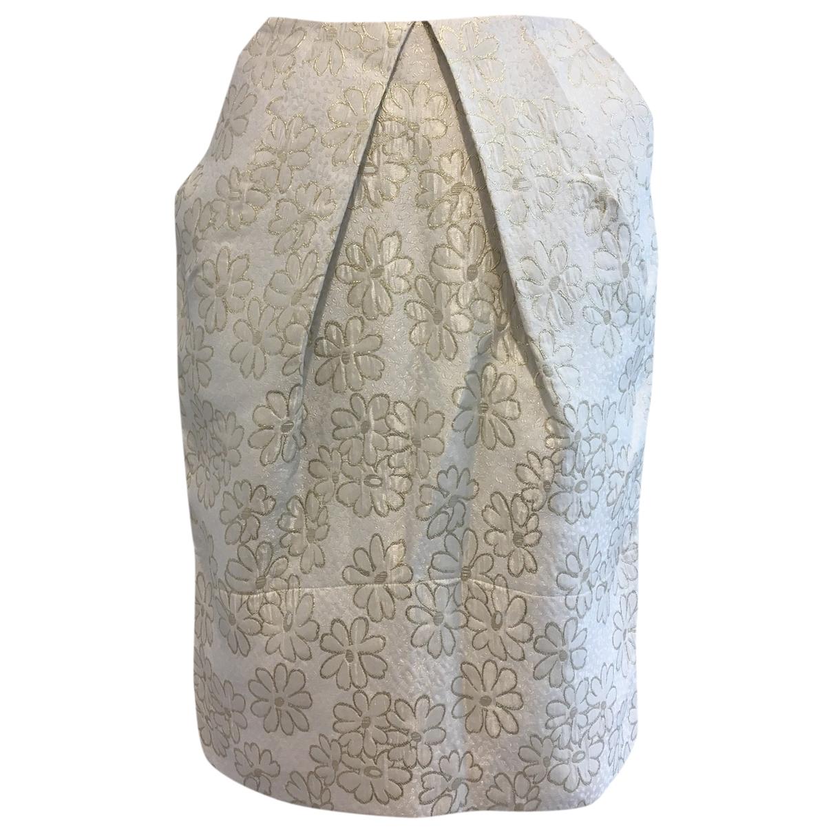 Manoush \N Rocke in  Beige Polyester