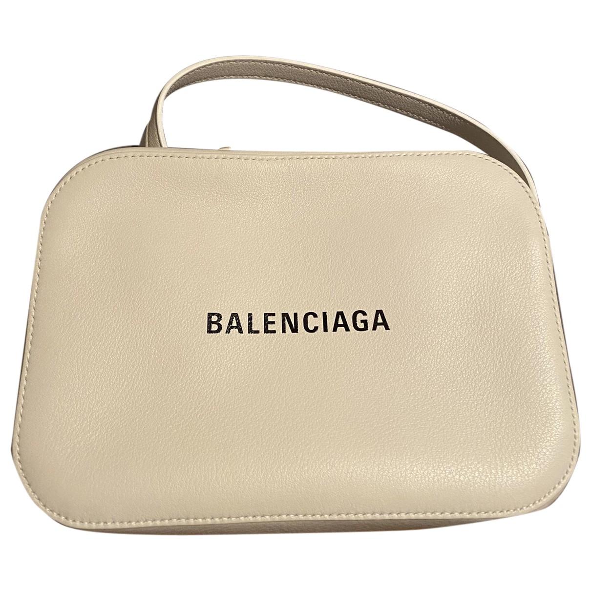Bandolera Everyday de Cuero Balenciaga