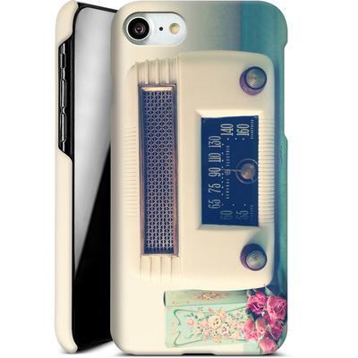 Apple iPhone 7 Smartphone Huelle - Retro Radio von Joy StClaire