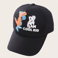 Baseball Hut mit Buchstaben Grafik