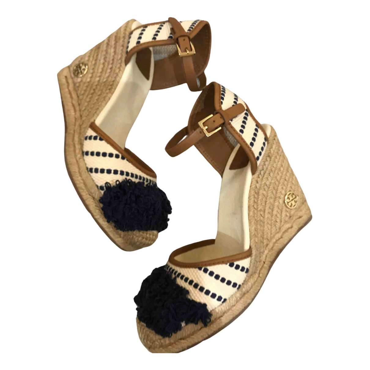 Tory Burch N Cloth Heels for Women 38.5 EU