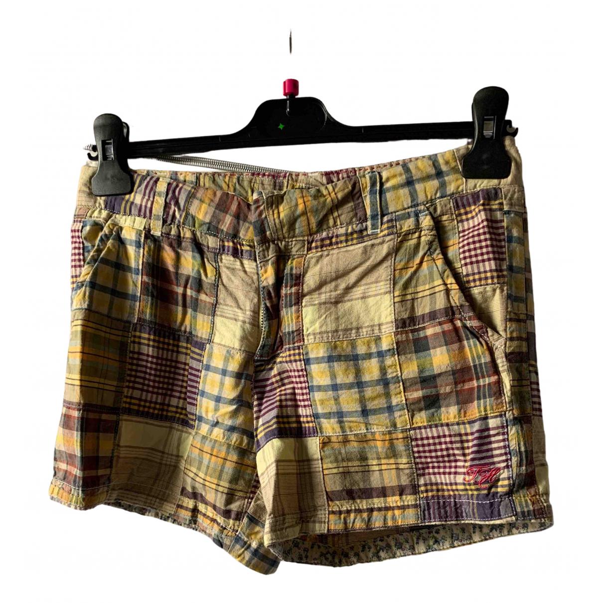 Tommy Hilfiger \N Shorts in  Gelb Baumwolle