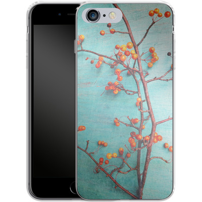 Apple iPhone 6s Plus Silikon Handyhuelle - She Hung Her Dreams on Branches von Joy StClaire