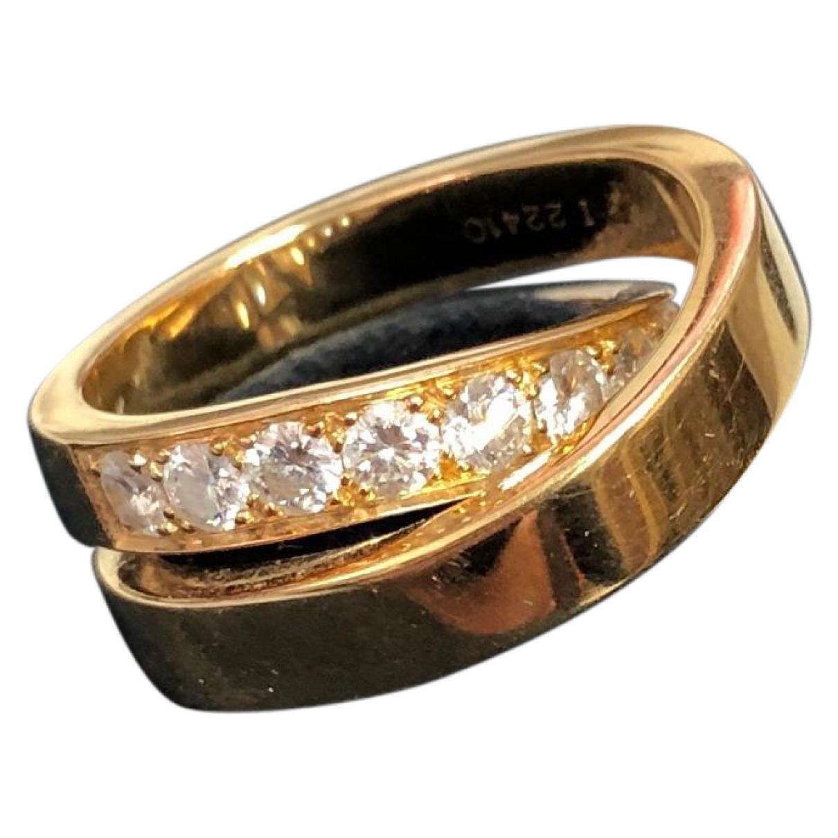 Cartier Paris Nouvelle Vague Gold Yellow gold ring for Women 49 MM