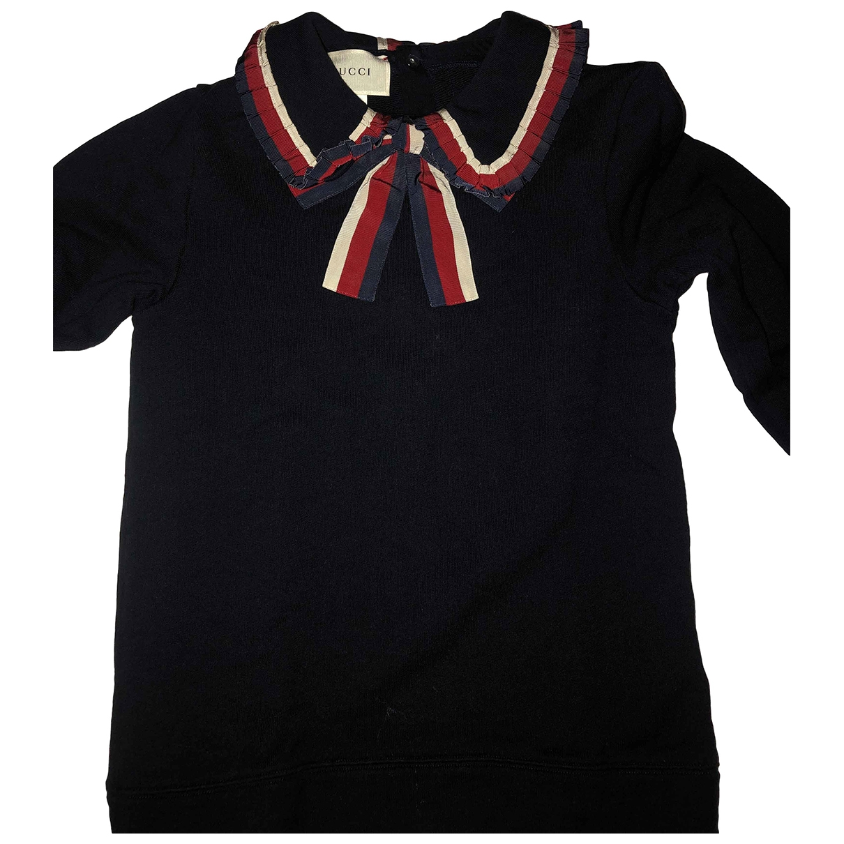 Gucci \N Blue Cotton - elasthane dress for Kids 10 years - until 56 inches UK