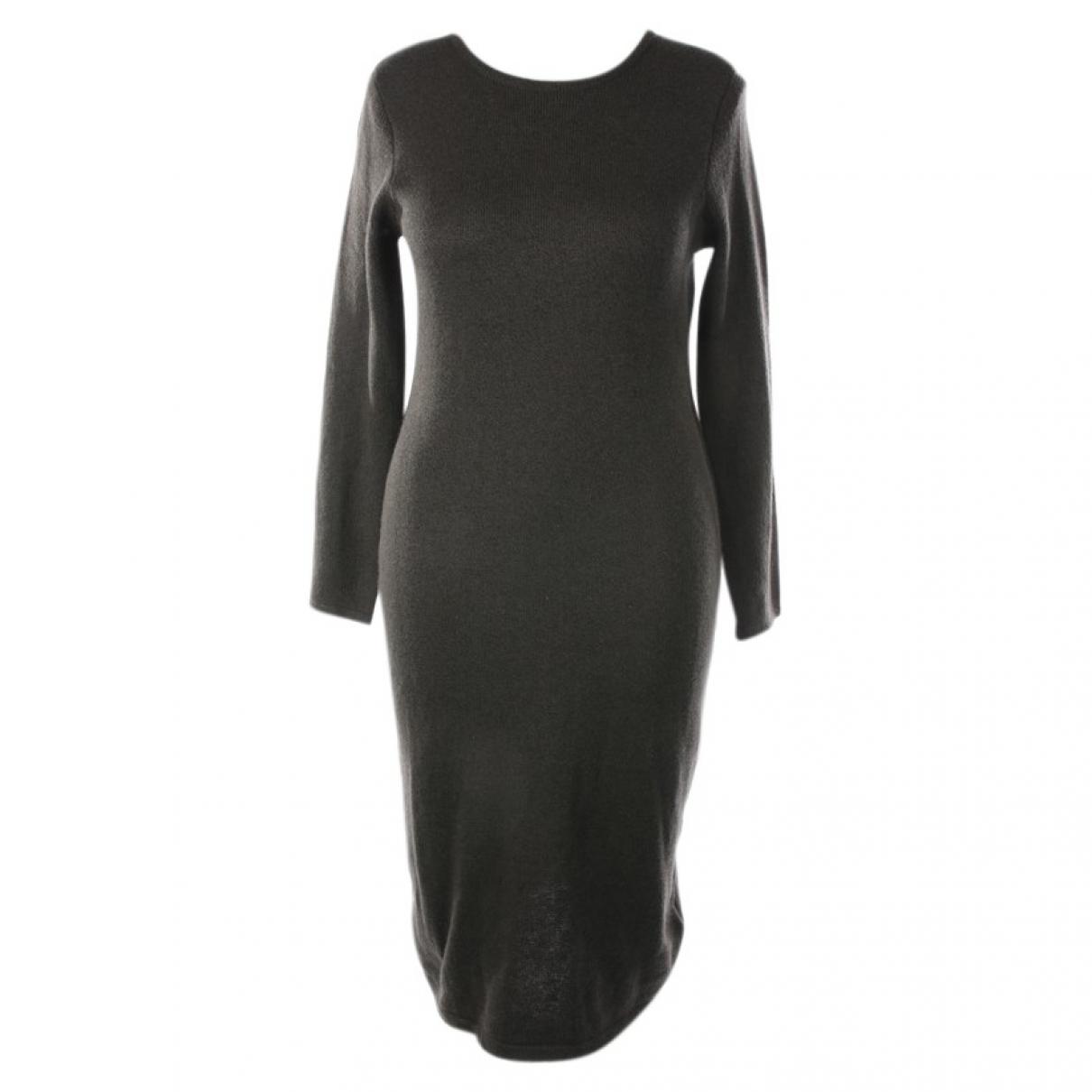 Rachel Zoe \N Kleid in  Gruen Baumwolle