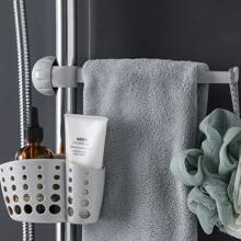 1set Bathroom Drain Storage Rack