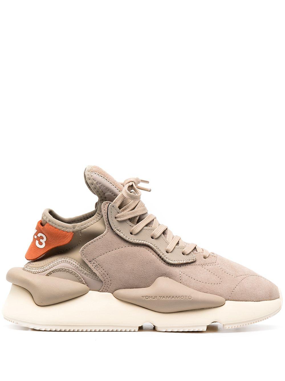 Kaiwa Leather Sneakers