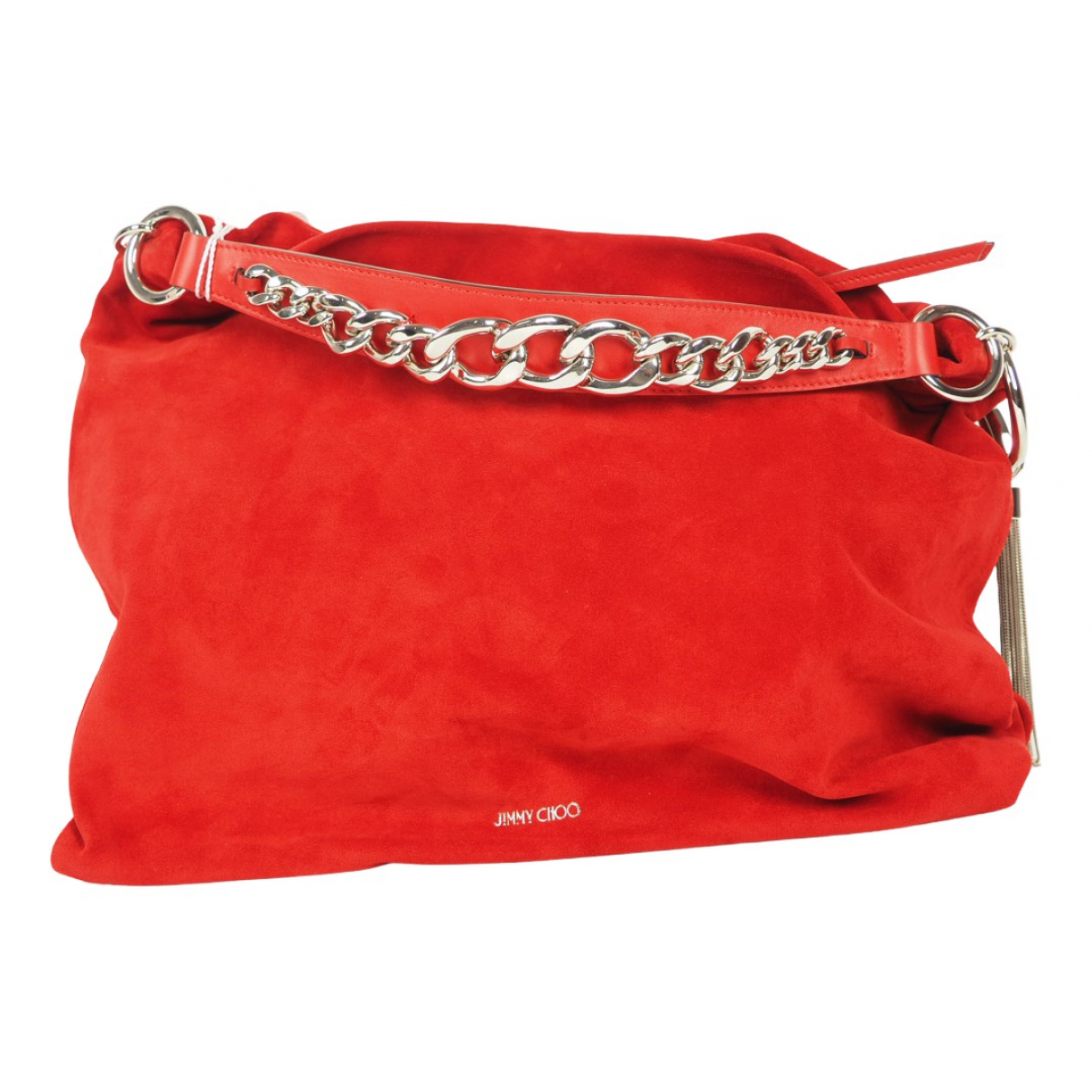 Jimmy Choo N Red Leather handbag for Women N