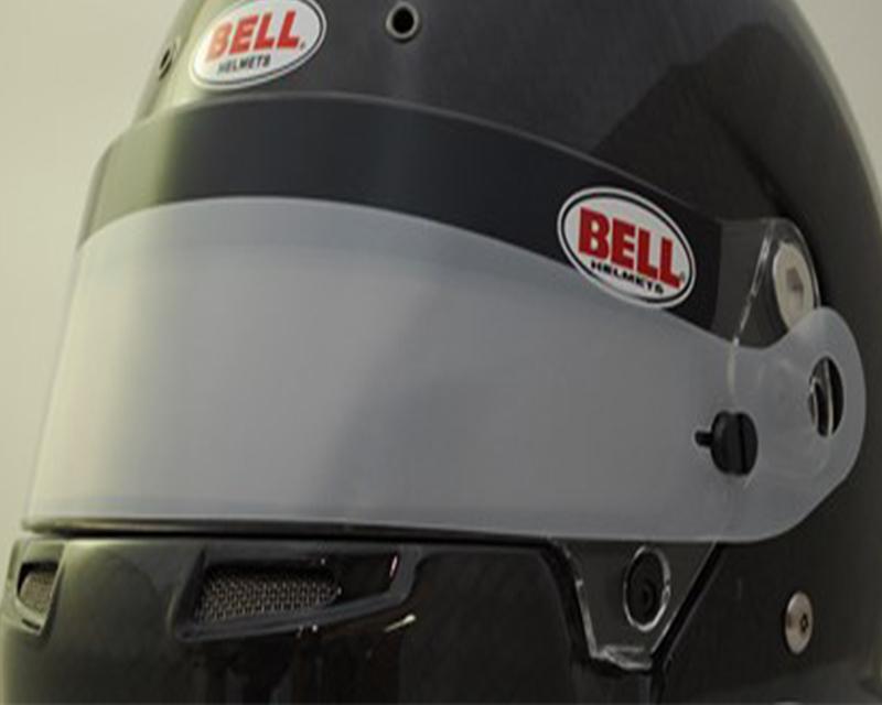 Bell Racing 2030033 2mm 287 | SRV-8 Thin Smoke Tear-Offs - 5 Pack