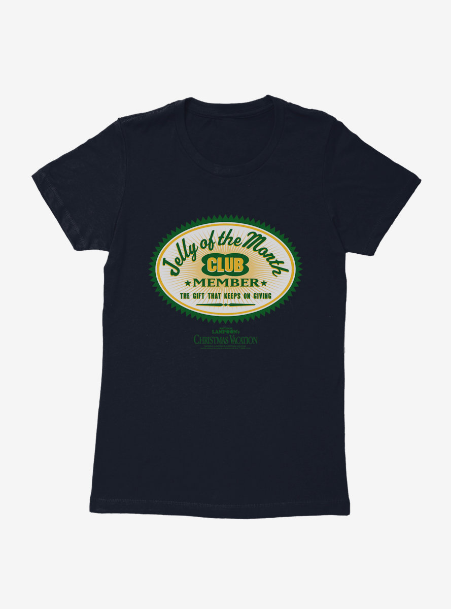 National Lampoon's Christmas Vacation Jelly Of The Month Womens T-Shirt