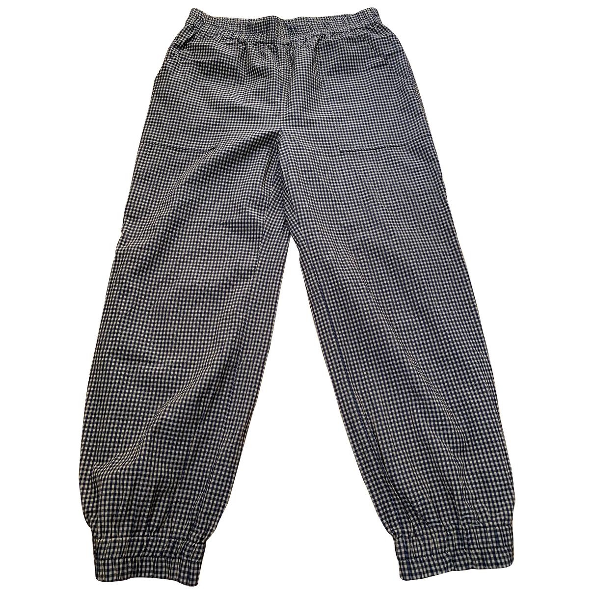 Pantalon recto Spring Summer 2020 Ganni