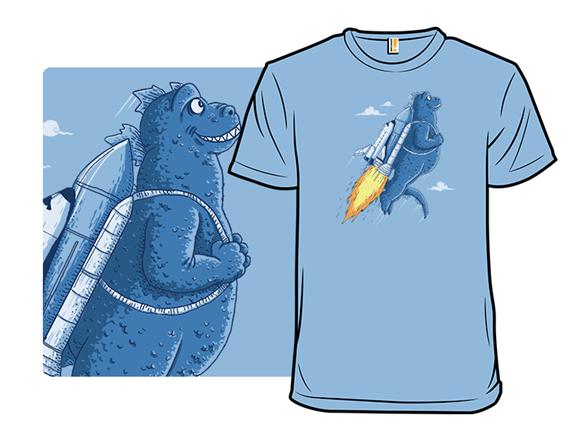 Lizard Lift-off T Shirt