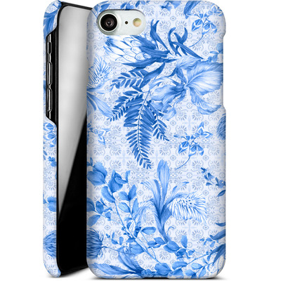 Apple iPhone 8 Smartphone Huelle - Santorini Breeze von Stephanie Breeze