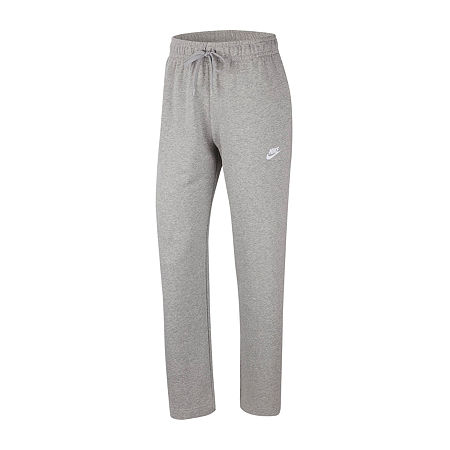 Nike Womens Mid Rise Workout Pant, X-small , Gray