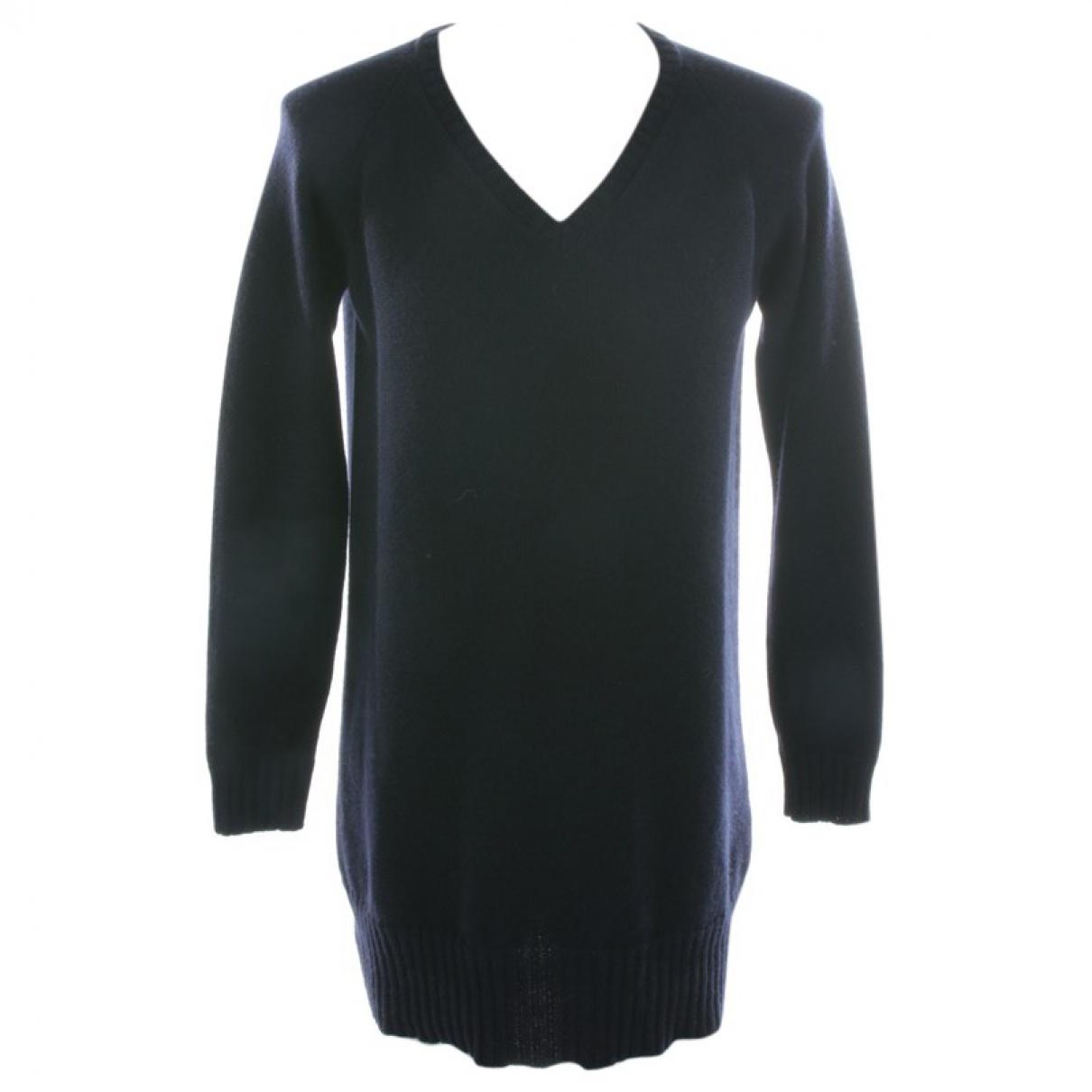 Autre Marque \N Blue Cashmere Knitwear for Women 36 FR