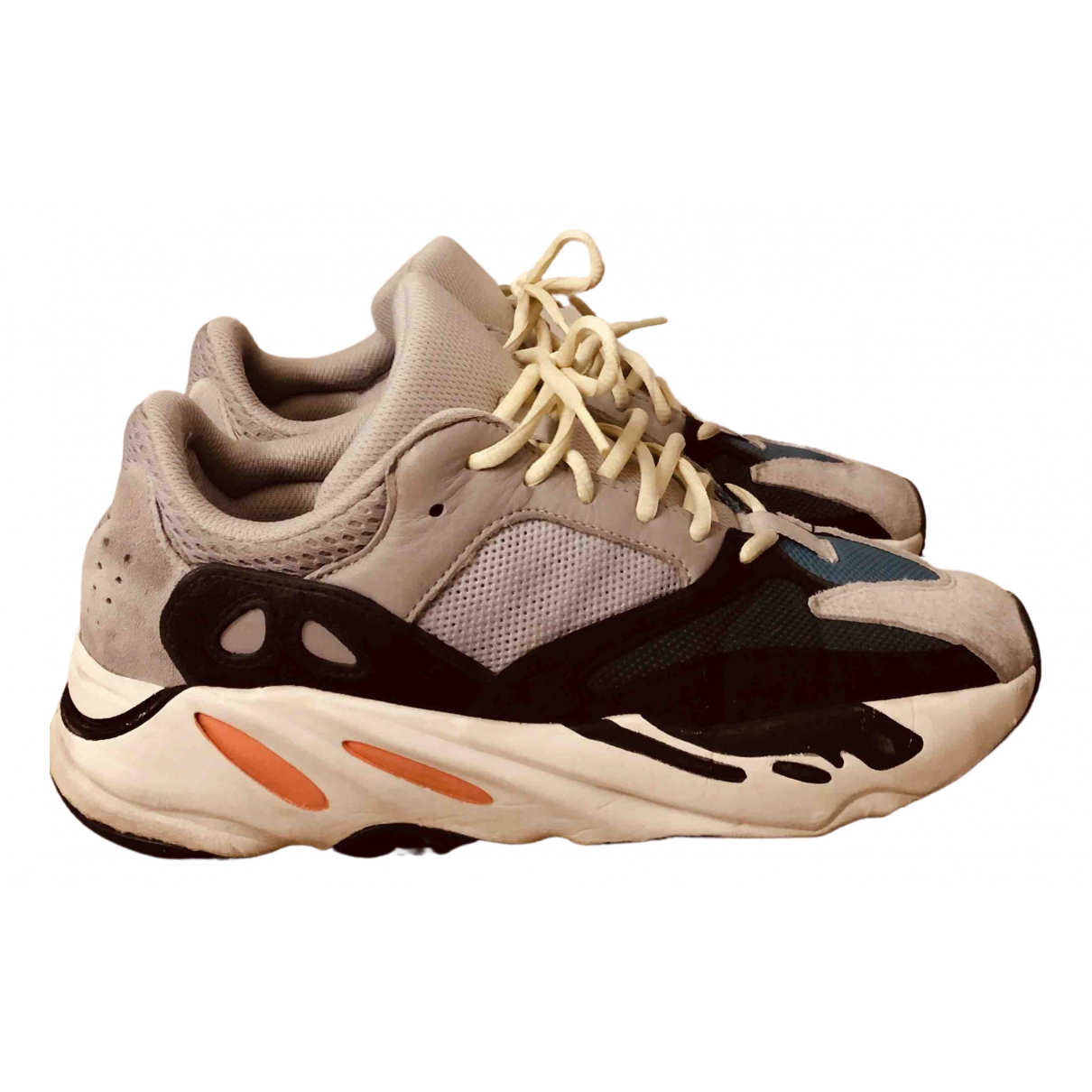 Yeezy X Adidas - Baskets Boost 700 V1  pour homme - gris