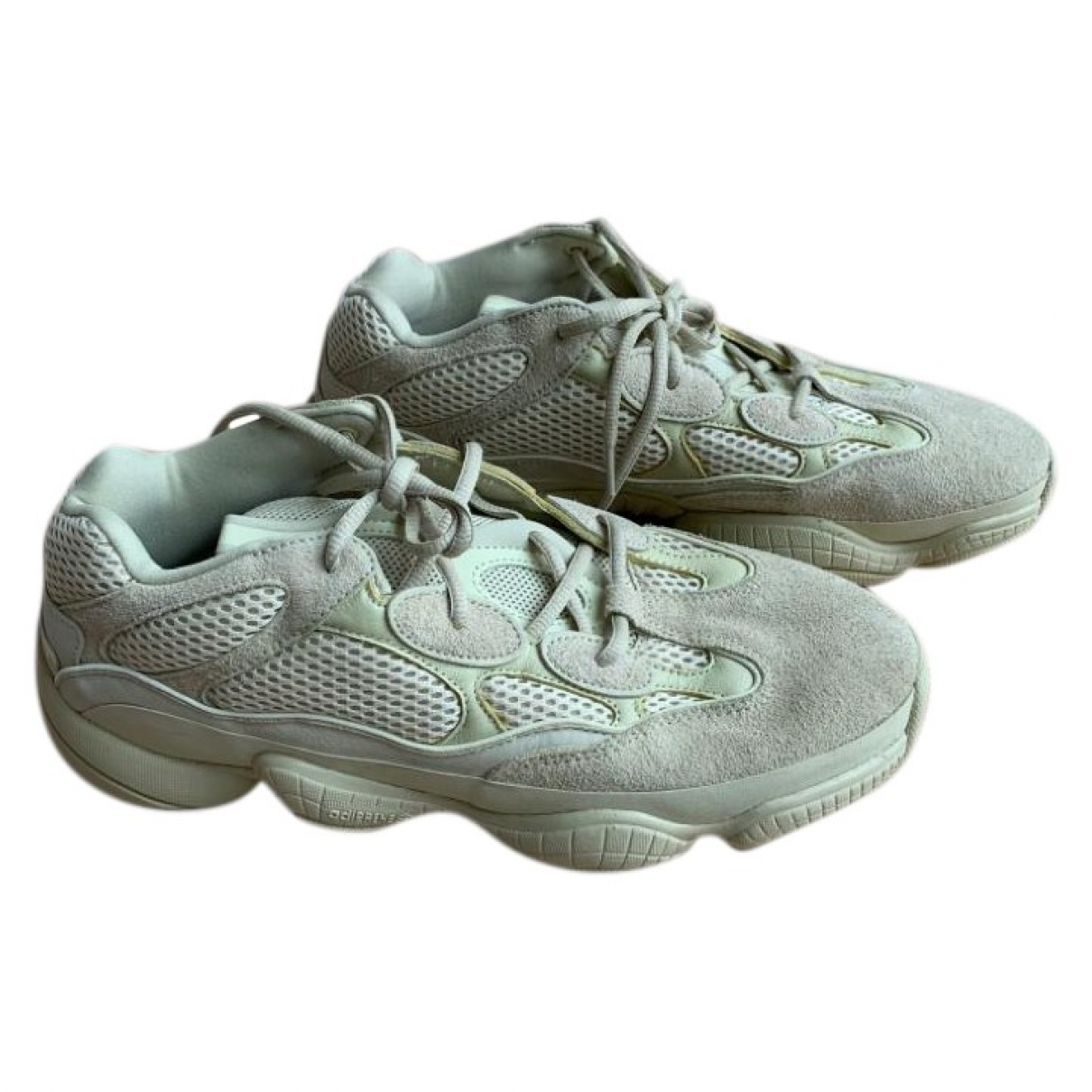 Yeezy X Adidas - Baskets 500 pour homme en suede