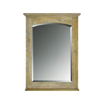 M-KENT-24NA Kent 24-inch Mirror  in Natural