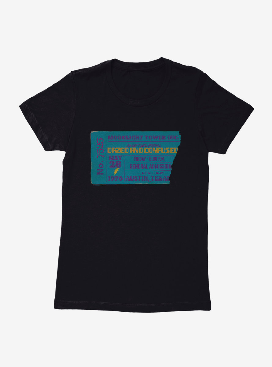 Dazed And Confused General Admission Womens T-Shirt