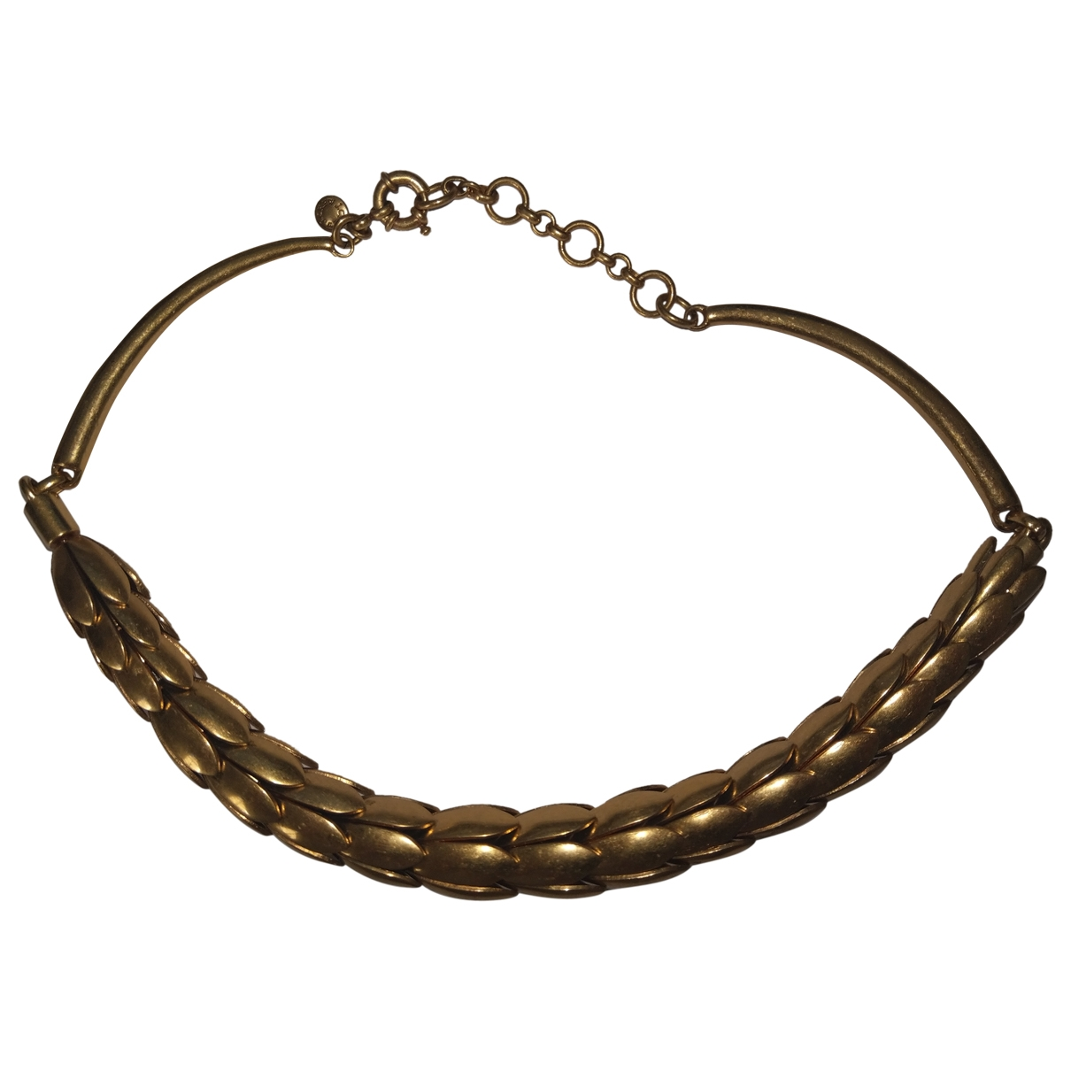 J.crew \N Gold Metal necklace for Women \N