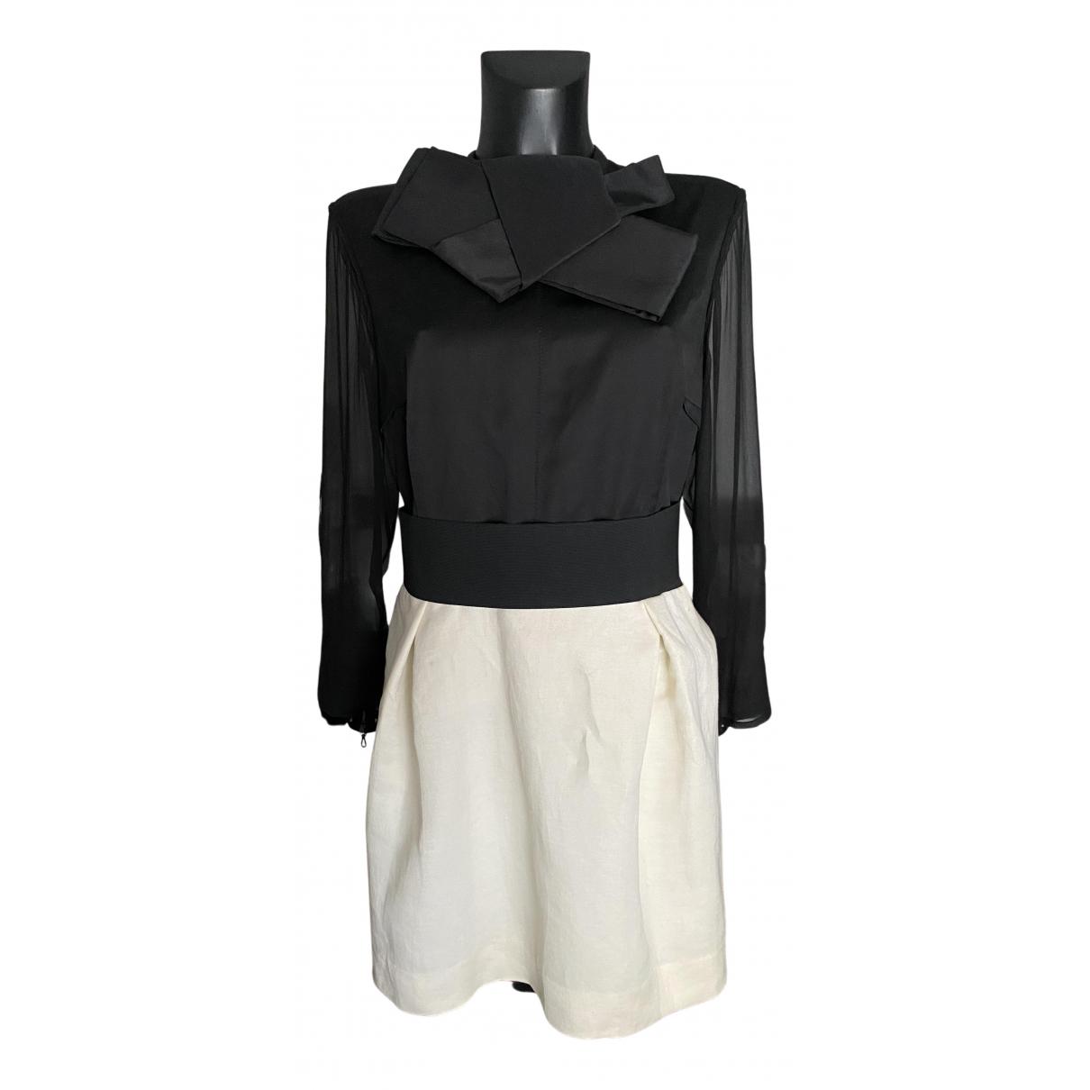 Mini vestido de Seda Lanvin