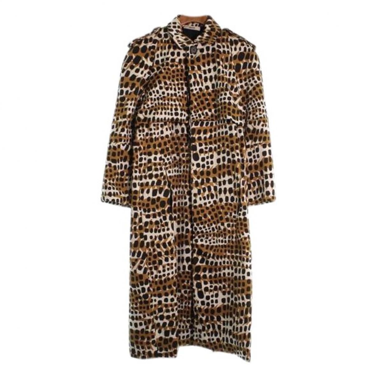 Celine \N Multicolour coat for Women 34 FR