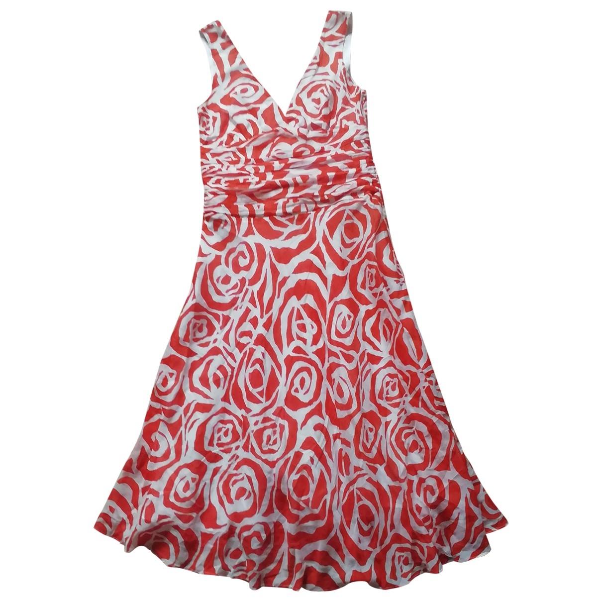 Zara \N Orange Cotton dress for Women M International