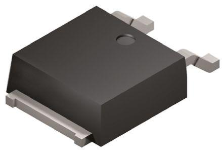 WeEn Semiconductors Co., Ltd BUJ302AD NPN Transistor, 4 A, 400 V, 3-Pin SOT-428 (20)