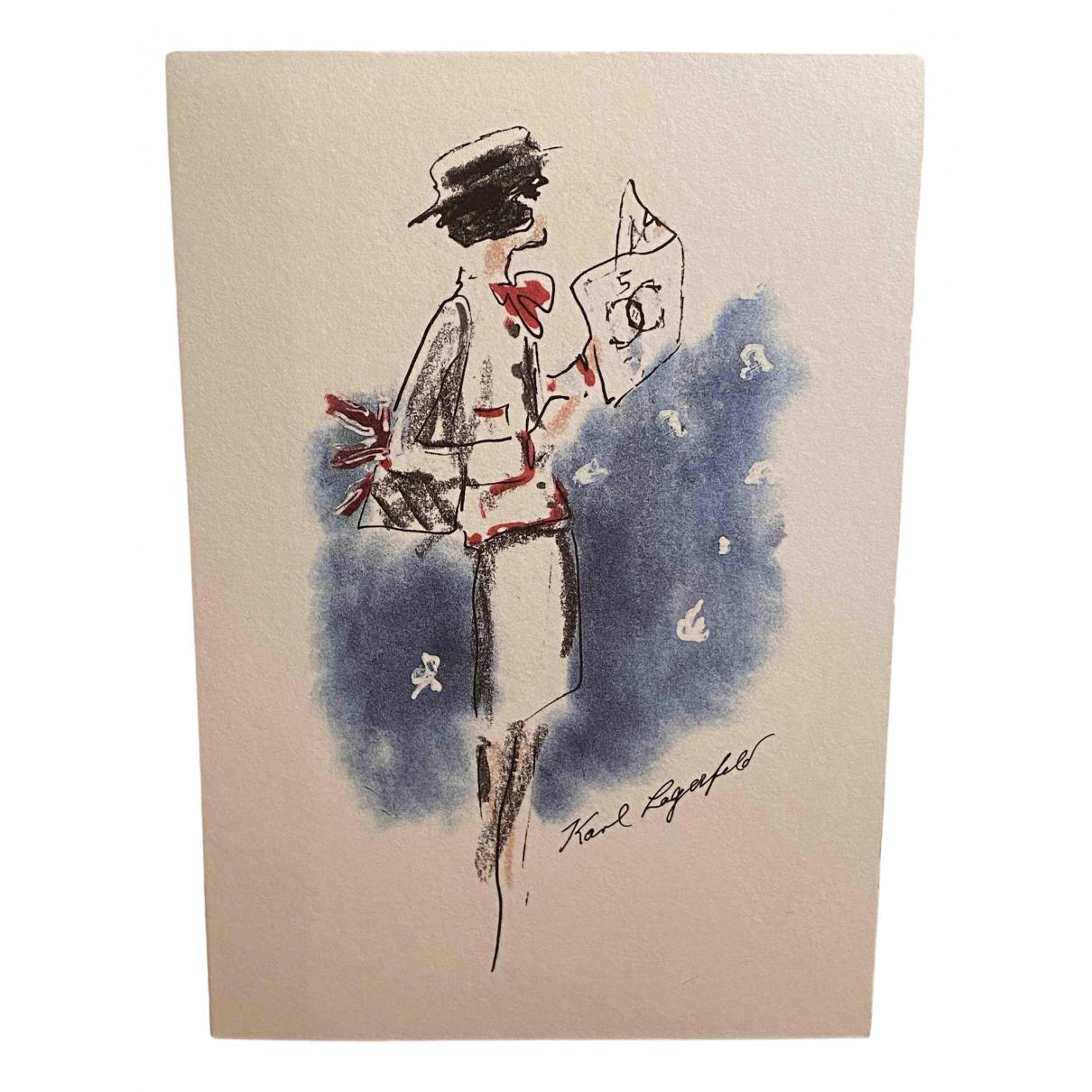 Chanel \N Kunst Weiss
