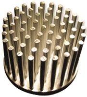 Fischer Elektronik Heatsink, Universal Round Alu, 5.54K/W, 32.5 (Dia.) x 10mm, Adhesive Foil, Conductive Foil