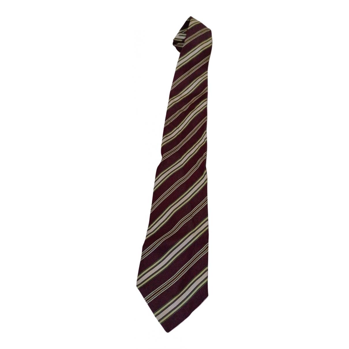 Fendi N Multicolour Silk Ties for Men N