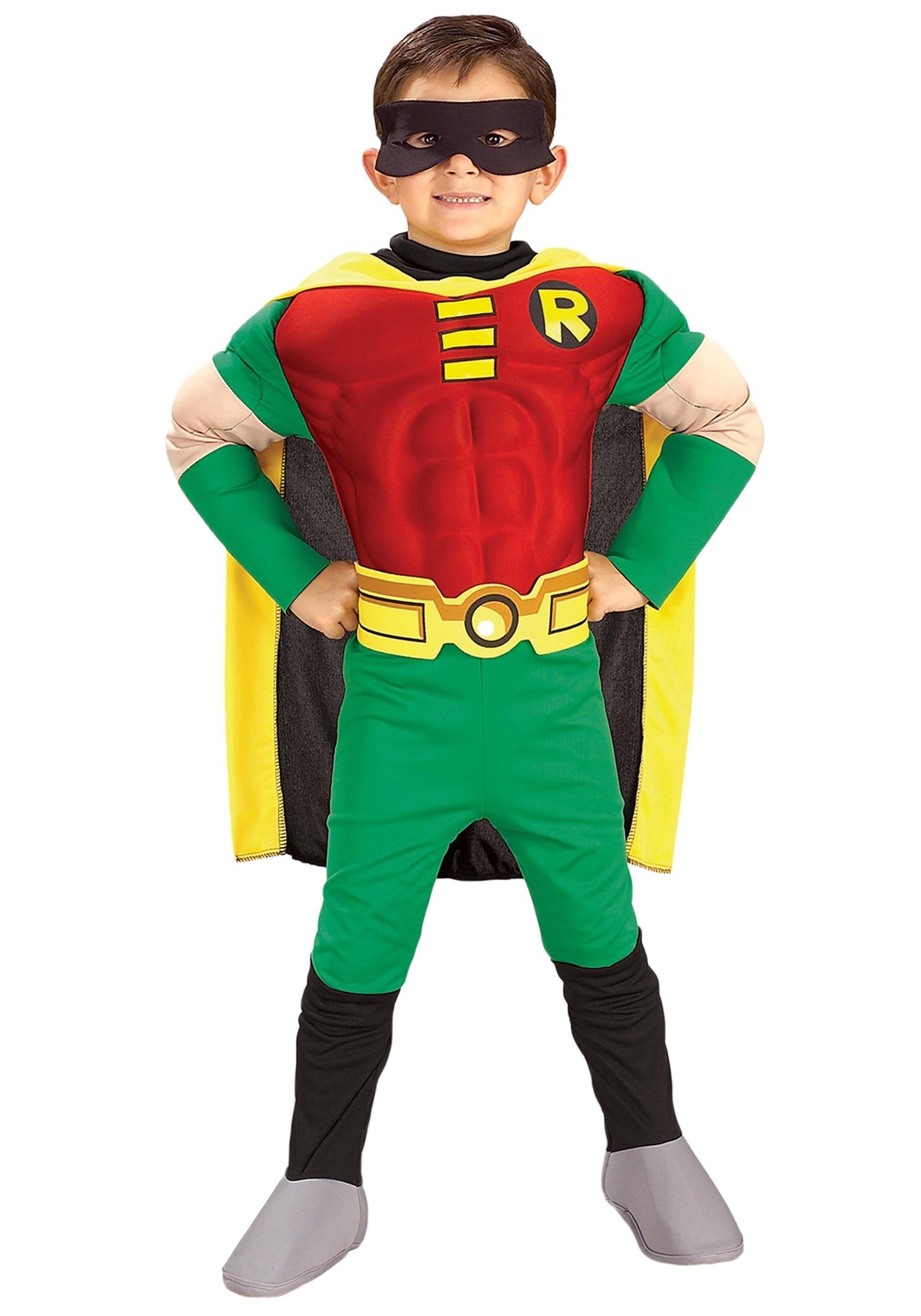 Toddler & Kids Robin Costume