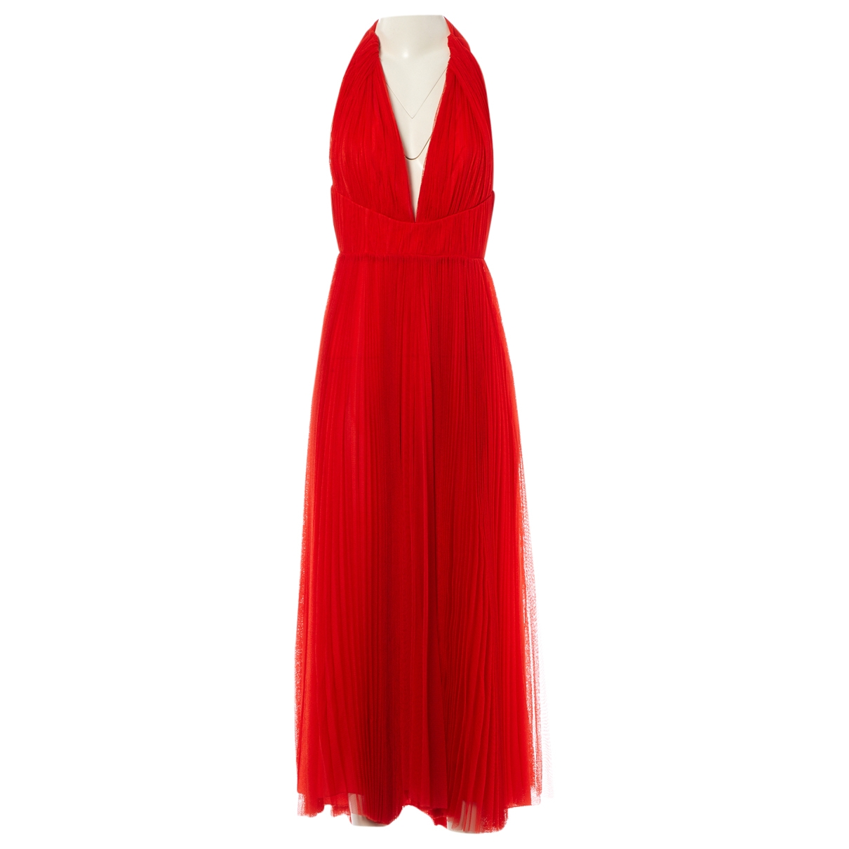 Maria Lucia Hohan \N Kleid in  Rot Polyester