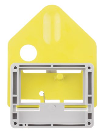 RS PRO Padlock for use with MS32 & MSB32 Motor Protection Circuit Breakers