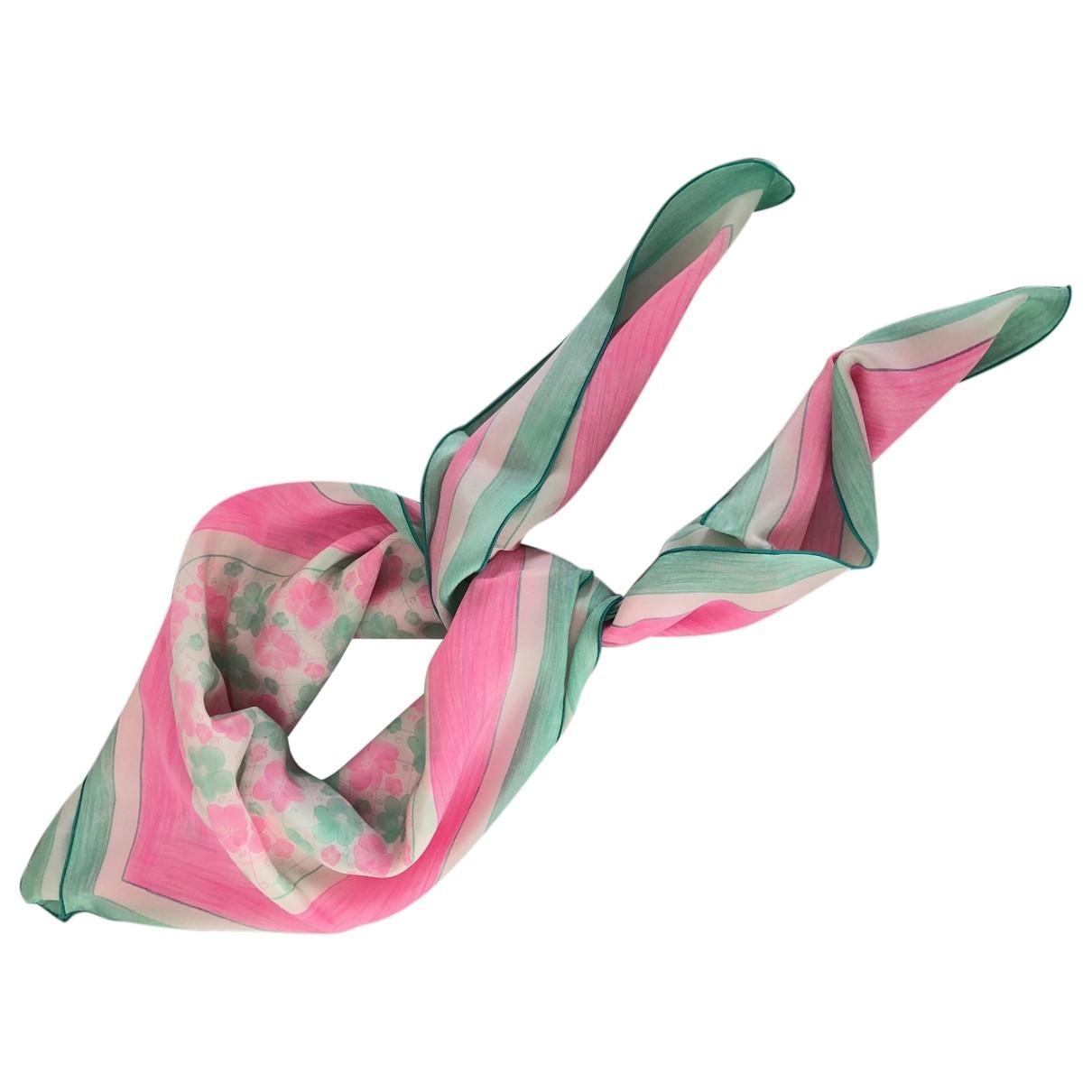 Courrèges \N Silk Silk handkerchief for Women \N