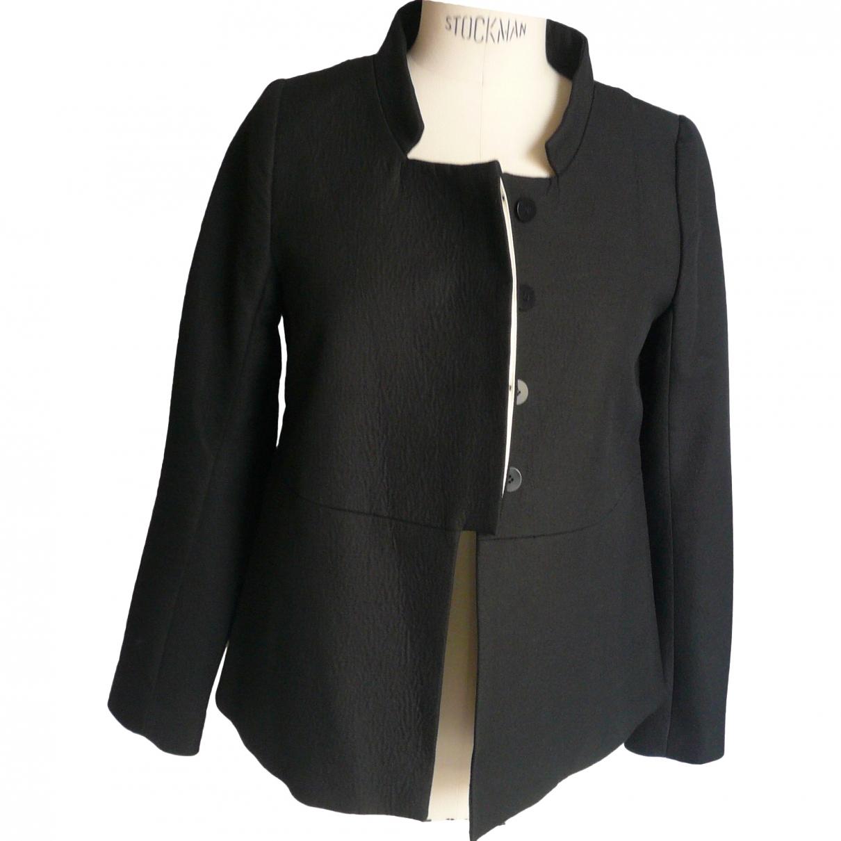 Ba&sh \N Black Cotton jacket for Women 1 0-5