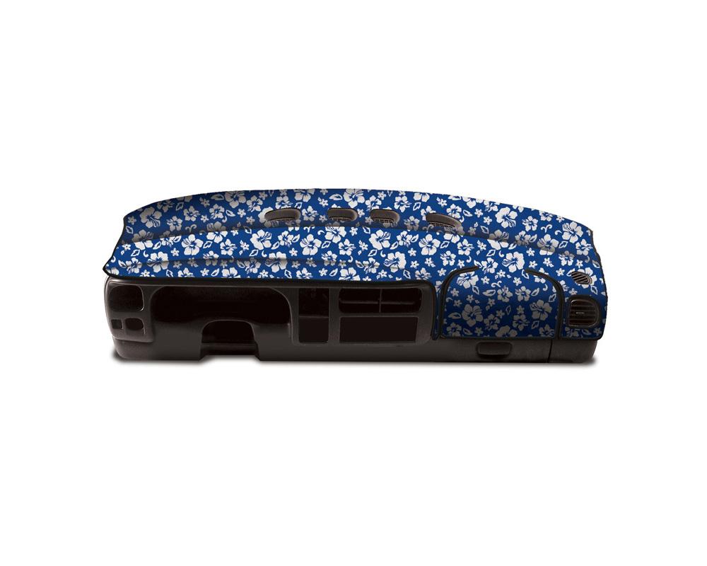 Cover King Custom Tailored VelourDashboard Cover Hawaiian Blue Chevrolet G30 1996   Express 1500/2500/3500 2000