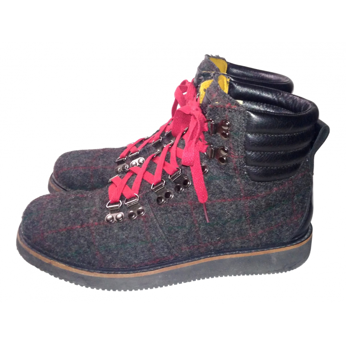Timberland N Anthracite Boots for Men 43 EU
